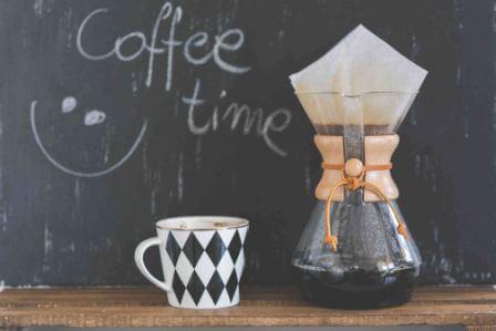 despesas de um cafe